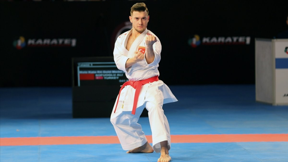 Avrupa Karate Şampiyonası nda milli sporculardan madalya yağmuru #1