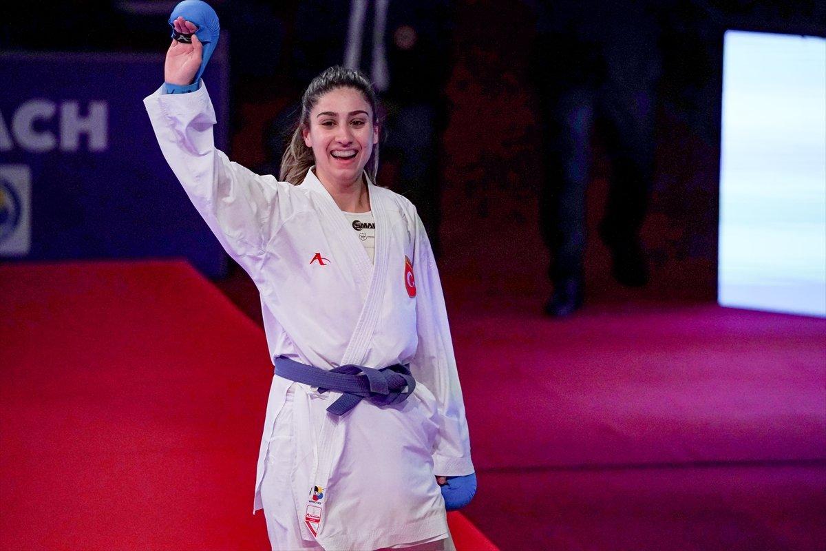 Avrupa Karate Şampiyonası nda milli sporculardan madalya yağmuru #5