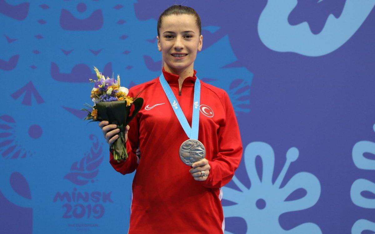 Avrupa Karate Şampiyonası nda milli sporculardan madalya yağmuru #8