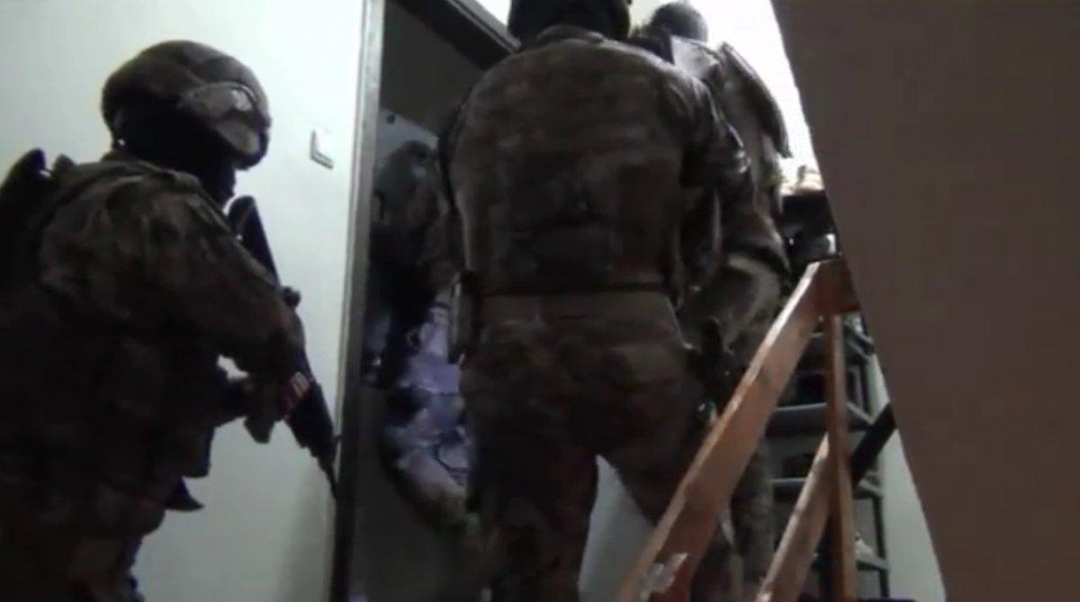 İstanbul ve Ankara da terör örgütü PKK ya operasyon #3