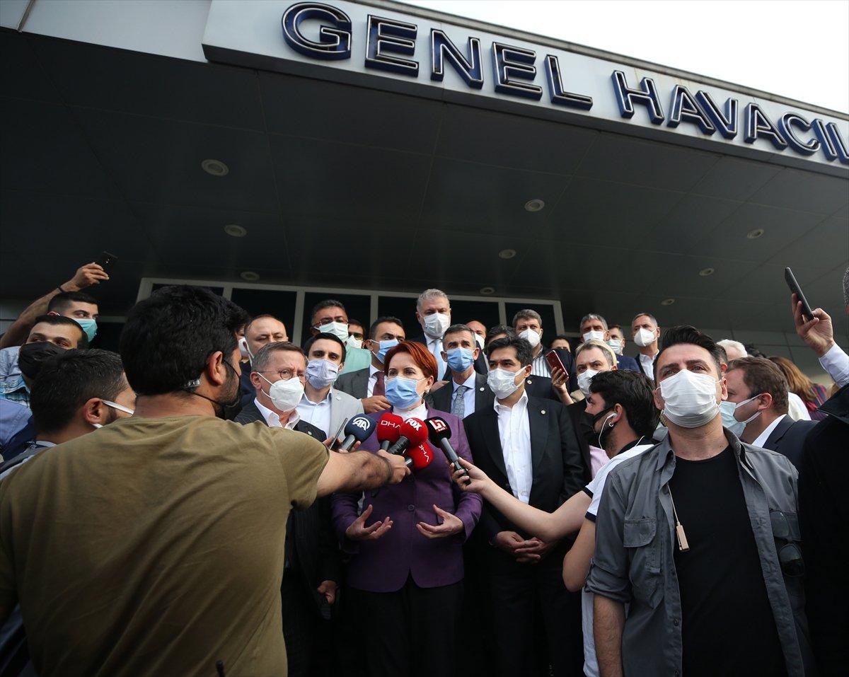 Meral Akşener: Netanyahu ile ilgili sözlerimi çarpıttılar #1