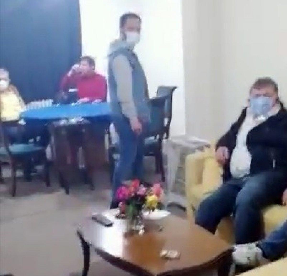 Edirne de kumar operasyonunda polisi gören camdan atladı #2
