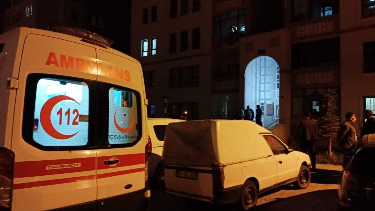Erzurum da genç kadın evinde ölü bulundu #3