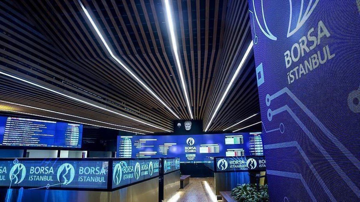 Borsa İstanbul haftaya yükselişle başladı #1