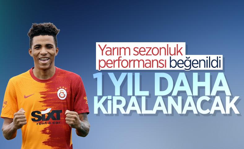 Galatasaray, Gedson Fernandes'i yeniden kiralamak istiyor