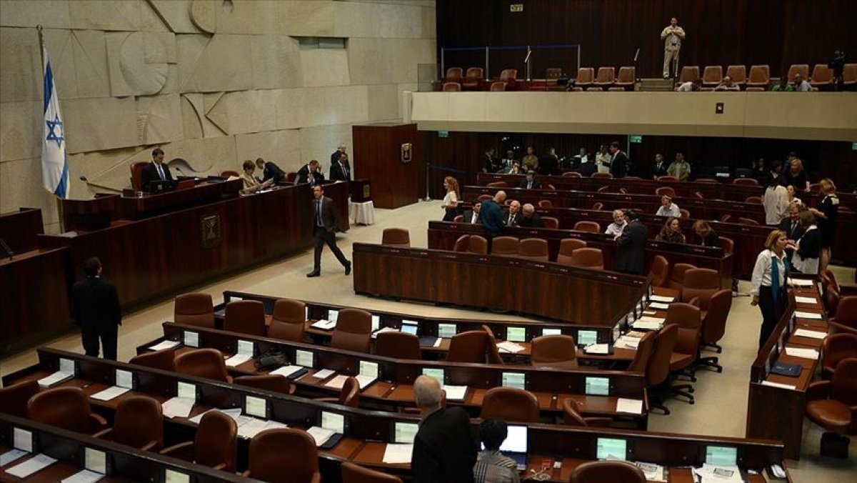 Netanyahu için kritik oylama #1