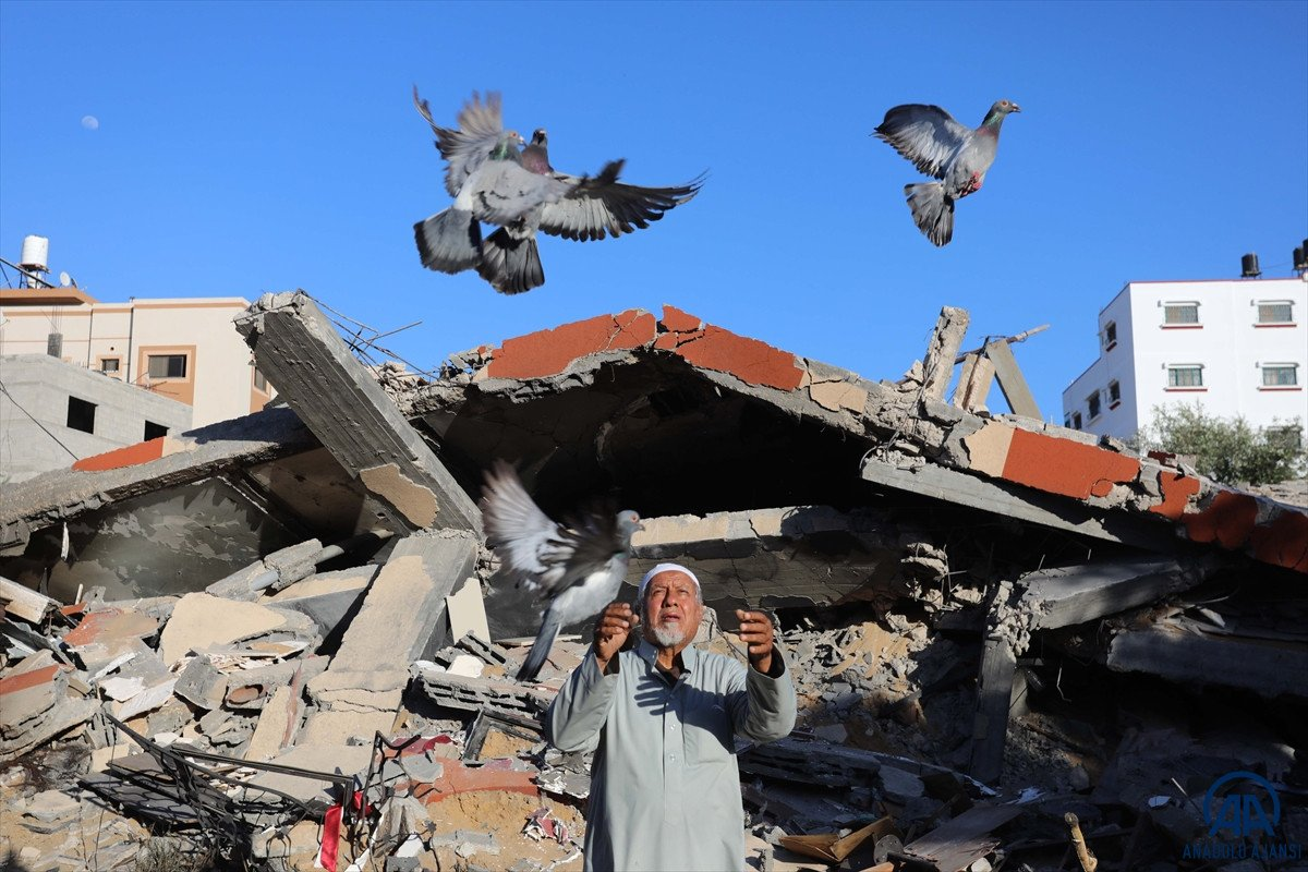 Ebu Huli: Filistinlilerin temel ihtiyaçları için UNRWA harekete geçmeli #1