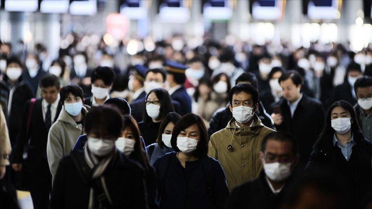 Japonya koronavirüs nedeniyle uyguladığı OHAL in süresini uzatmayı planlıyor #1