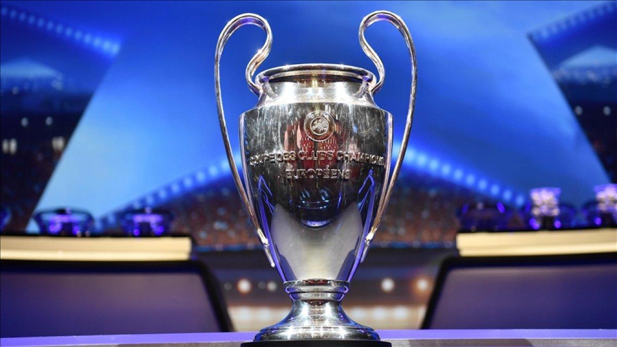 Beşiktaş ın Şampiyonlar Ligi ndeki muhtemel rakipleri #2