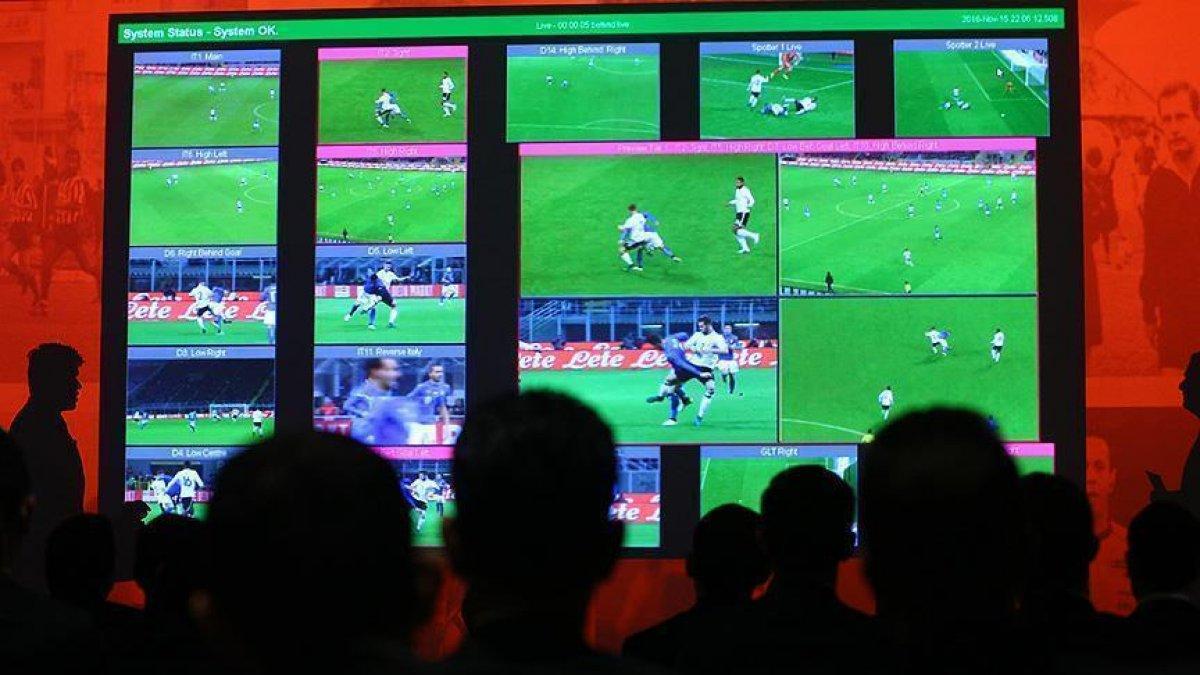 Nihat Özdemir: Avrupa gol çizgisi teknolojisini kullanırsa biz de başlayacağız #1