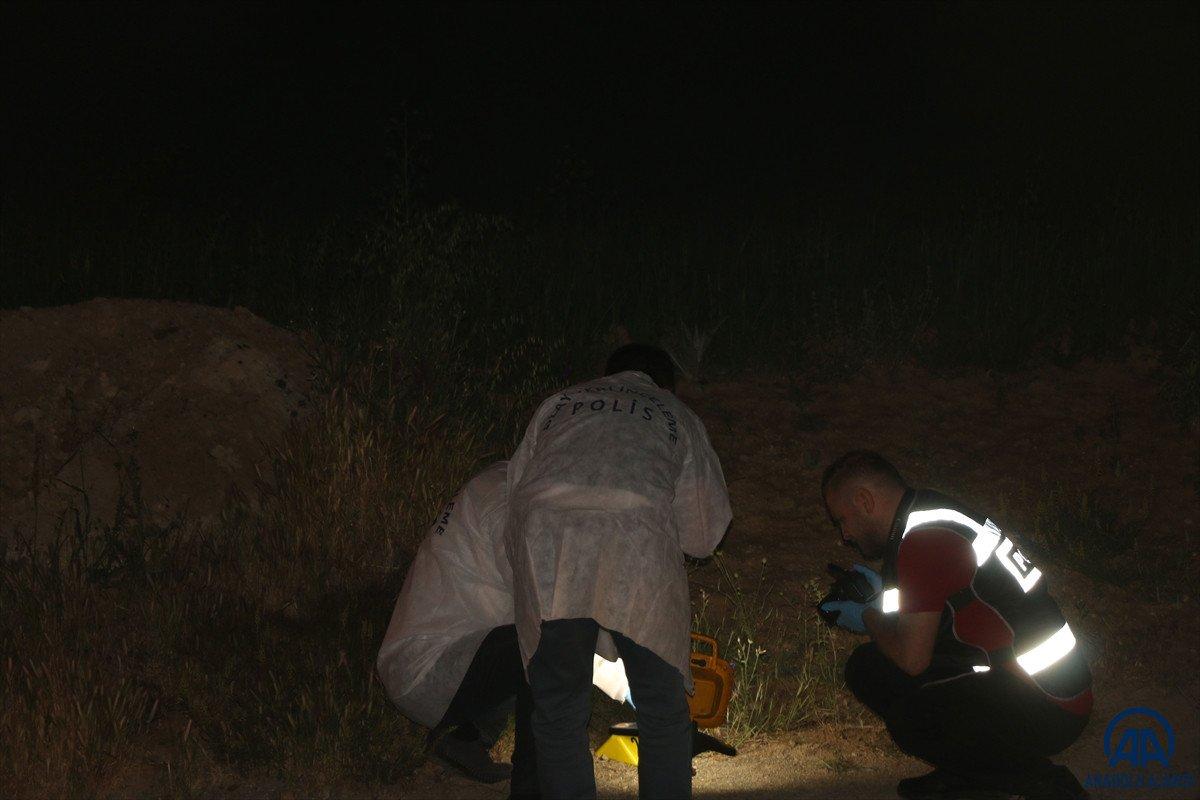 Malatya da bir kişi yol kenarında ölü olarak bulundu #1