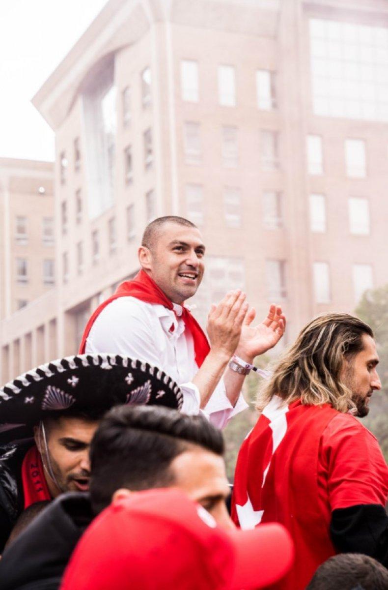 Lille den Burak Yılmaz paylaşımı: Fransa Kralı #2