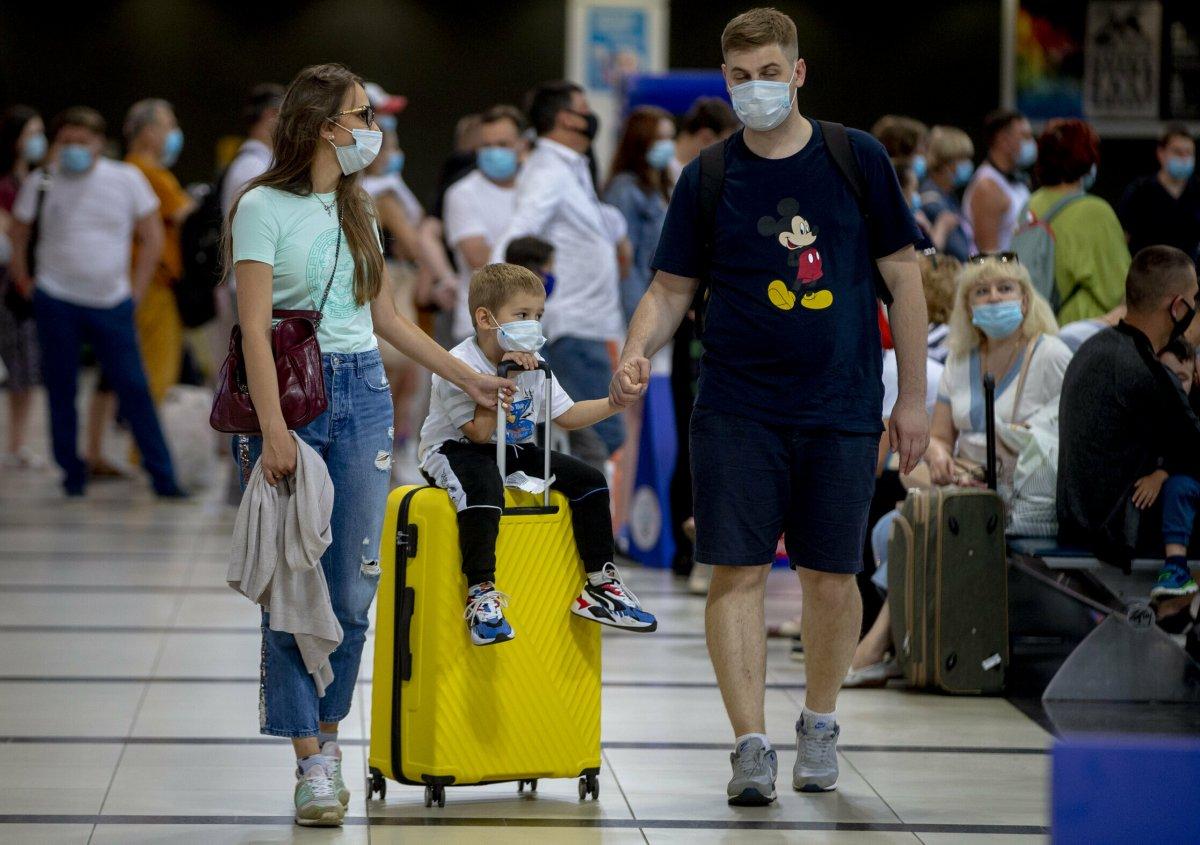 Rus turistlerin yüzde 60 tan fazlası Türkiye tatilinde ısrarcı  #1