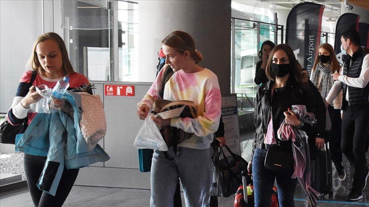 Rus turistlerin yüzde 60 tan fazlası Türkiye tatilinde ısrarcı  #2
