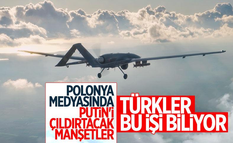 Polonya basını, Türkiye'den 24 adet SİHA alımını yazdı