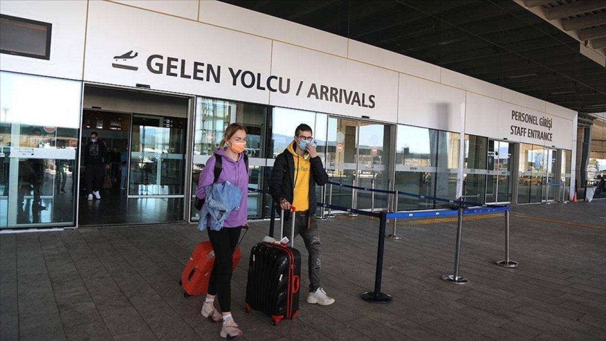 Rus turistlerin yüzde 60 tan fazlası Türkiye tatilinde ısrarcı  #3