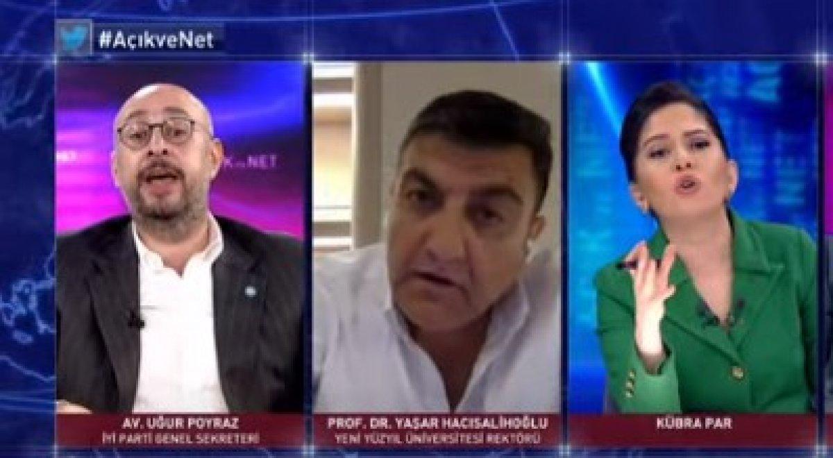 Habertürk te  Erdoğan ın ülkesi  tartışması #1