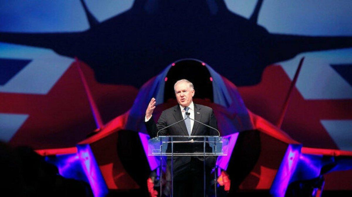 Frank Kendall: Türkiye yi F35 projesinden çıkaracağım #1