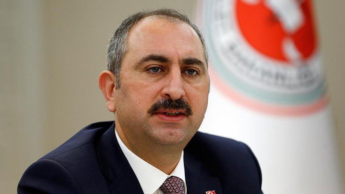 Abdulhamit Gül: Türk Ceza Kanunu nda düzenleme yapacağız #2