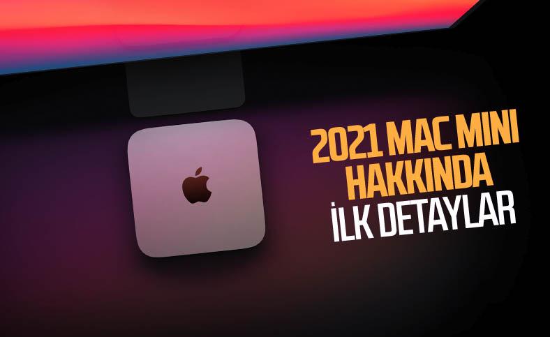 M1X işlemcili 2021 Mac mini hakkında bazı detaylar belli oldu