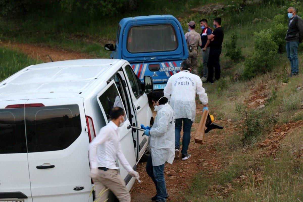 Malatya da kayıp gencin cesedi su kuyusunda bulundu #2