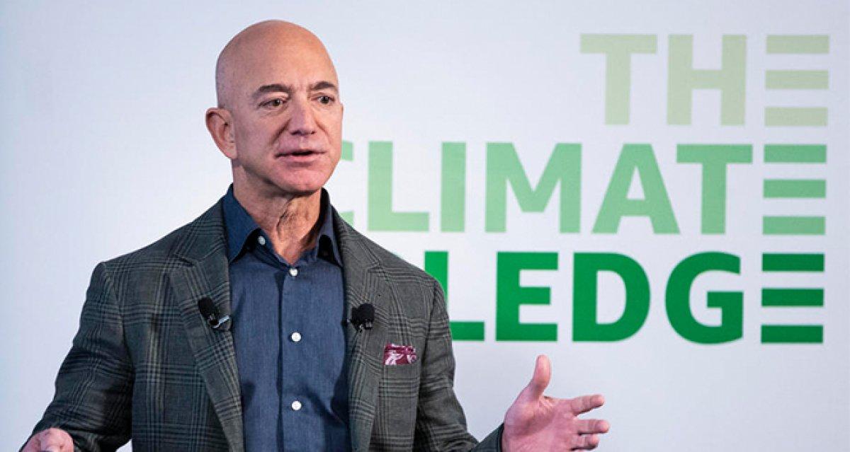 Jeff Bezos CEO luk görevinden 5 Temmuz da ayrılacağını duyurdu #1