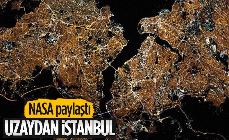 NASA'dan İstanbul paylaşımı
