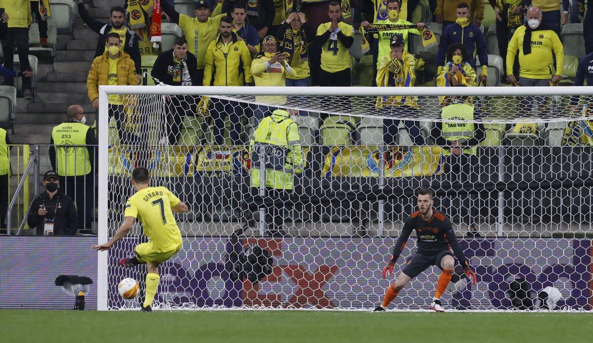 UEFA Avrupa Ligi Kupası nın galibi Villarreal  #10