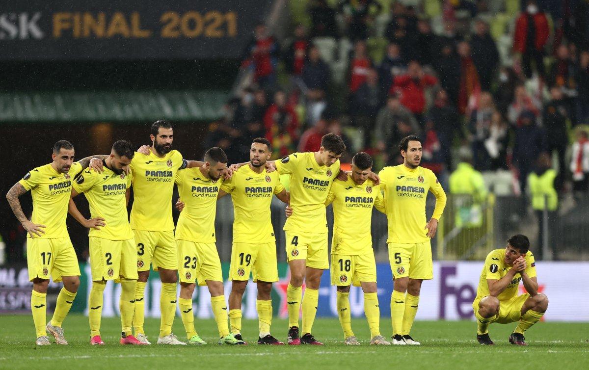 UEFA Avrupa Ligi Kupası nın galibi Villarreal  #16