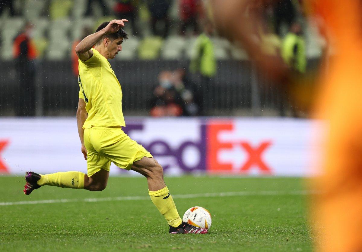 UEFA Avrupa Ligi Kupası nın galibi Villarreal  #11