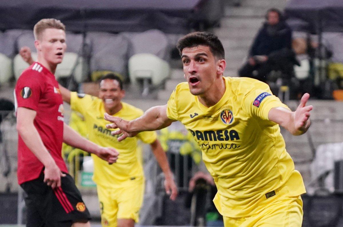 UEFA Avrupa Ligi Kupası nın galibi Villarreal  #1