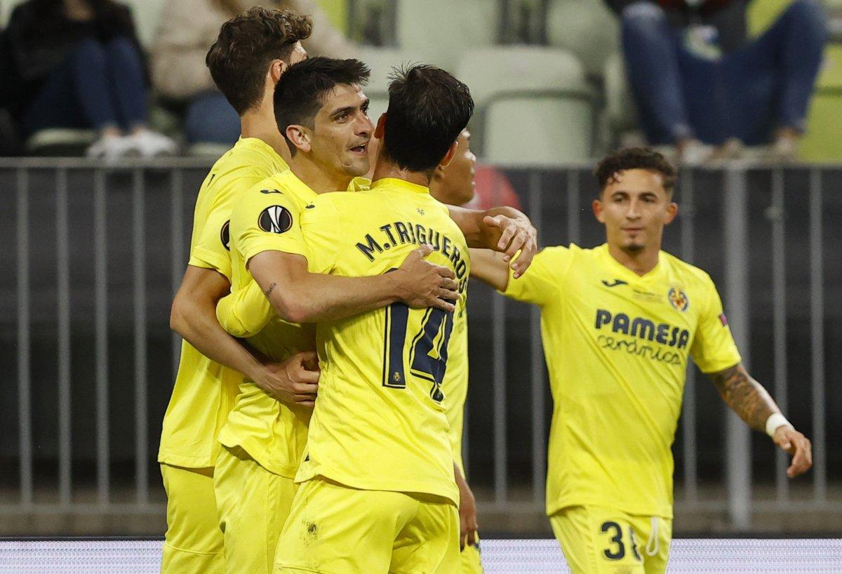 UEFA Avrupa Ligi Kupası nın galibi Villarreal  #2