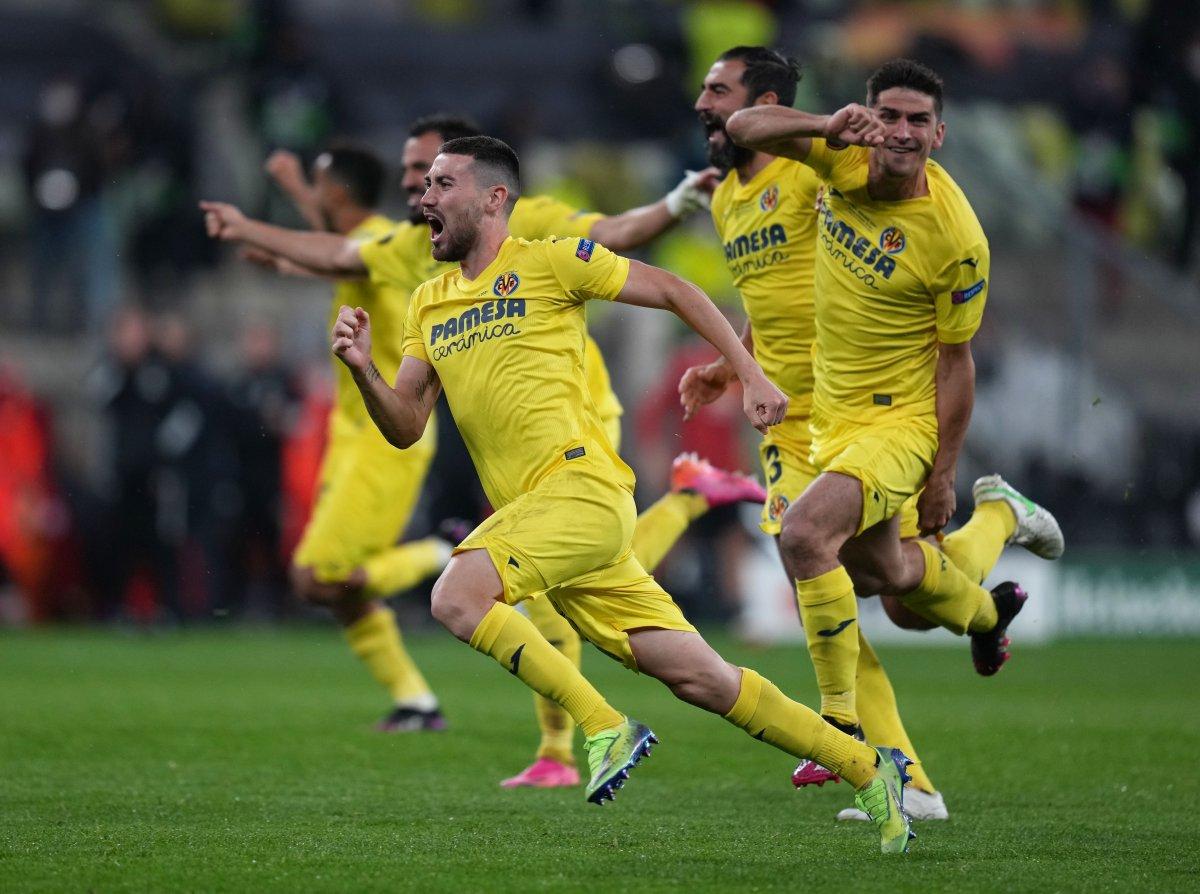 UEFA Avrupa Ligi Kupası nın galibi Villarreal  #24