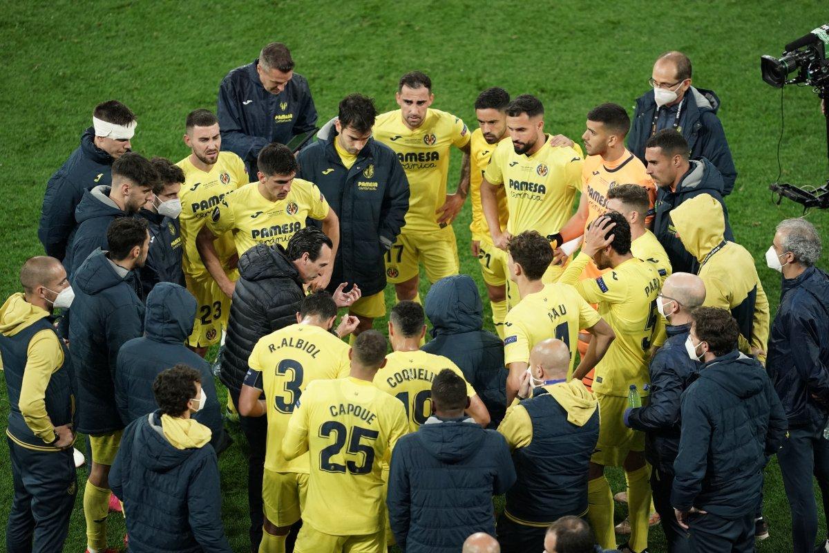 UEFA Avrupa Ligi Kupası nın galibi Villarreal  #8