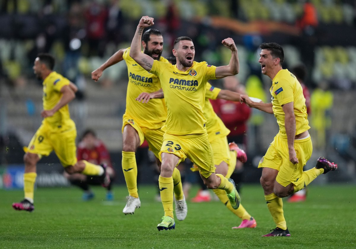 UEFA Avrupa Ligi Kupası nın galibi Villarreal  #25
