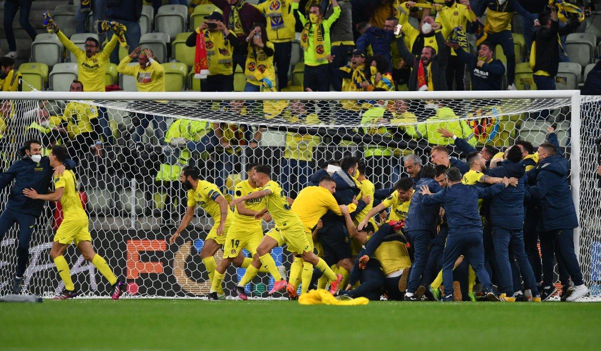 UEFA Avrupa Ligi Kupası nın galibi Villarreal  #23