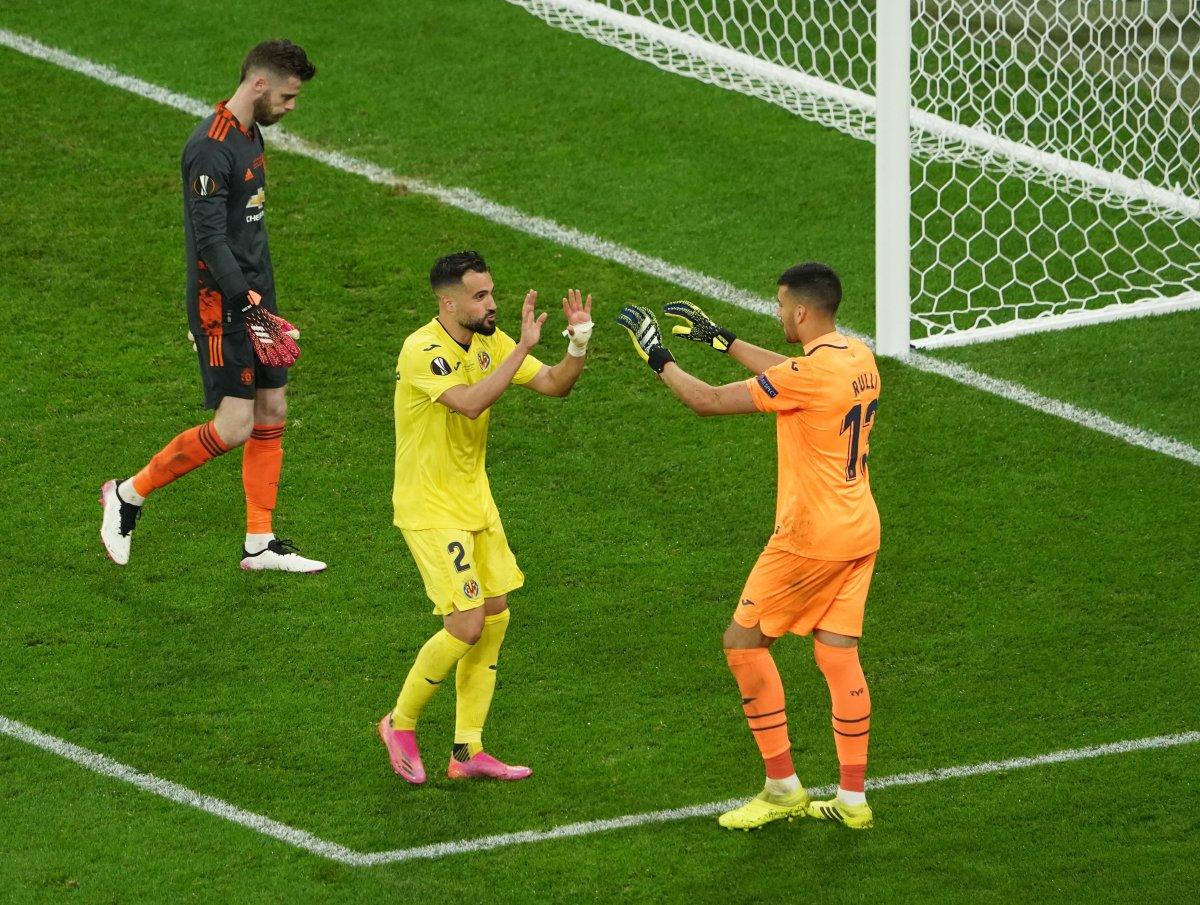 UEFA Avrupa Ligi Kupası nın galibi Villarreal  #20