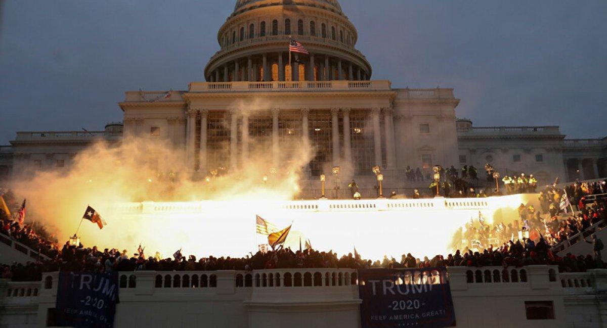 ABD deki kongre baskınında sanıkların yüzde 10 u orduyla bağlantılı çıktı #3