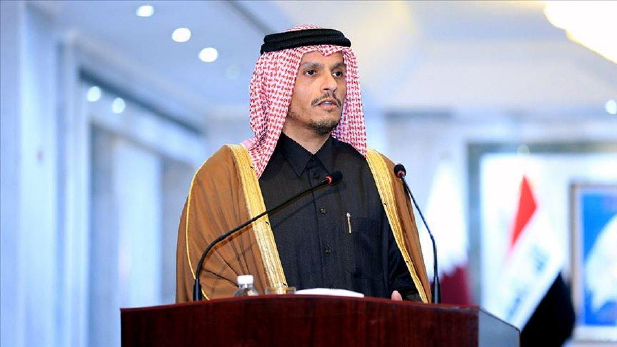 Al Sani, Mısır la Filistin konusunda yapılan iş birliğinin etkili olduğunu söyledi #1