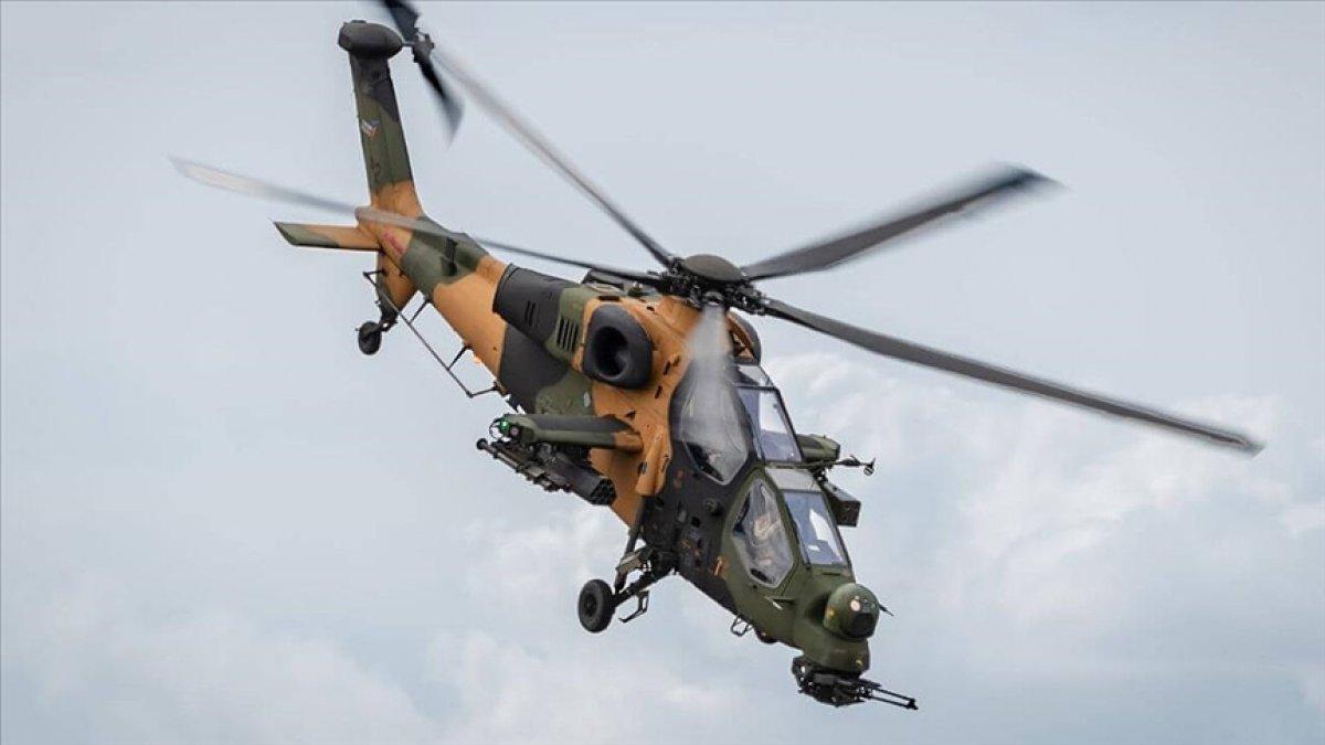 Atak helikopterleri dostu ve düşmanı ASELSAN la tanıyacak #2