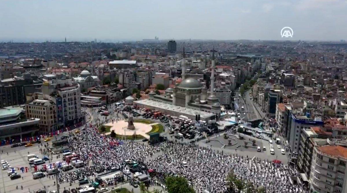Taksim Camii nde açılış öncesi görüntüler #6