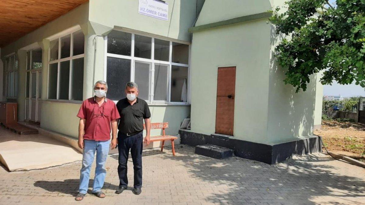 Osmaniye de imam ile cami cemaati karakolluk oldu #2