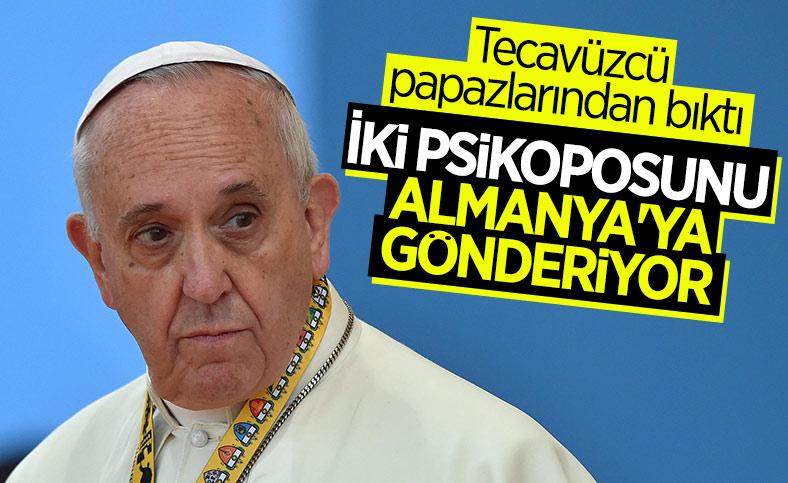 Papa, cinsel istismar kriziyle ilgili son noktayı koydu