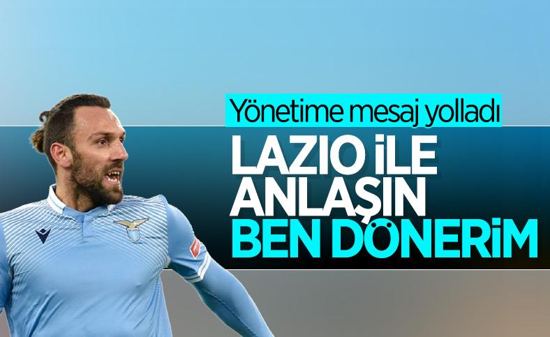 Vedat Muriç'ten Fenerbahçe yönetimine mesaj