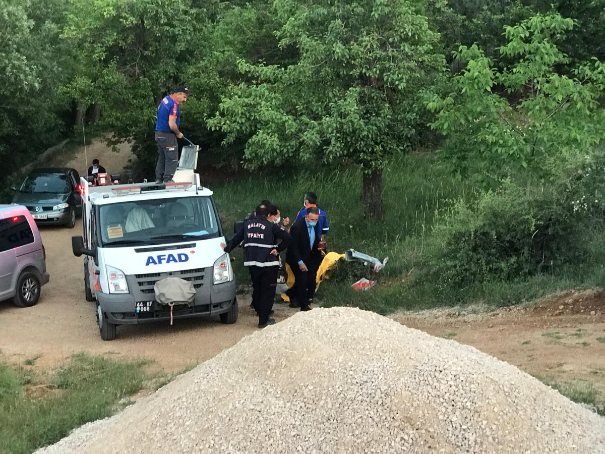 Malatya da öldürülüp su kuyusuna atılan gencin katilleri tutuklandı #1
