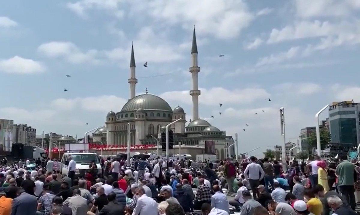 Taksim Camii nde açılış öncesi görüntüler #11