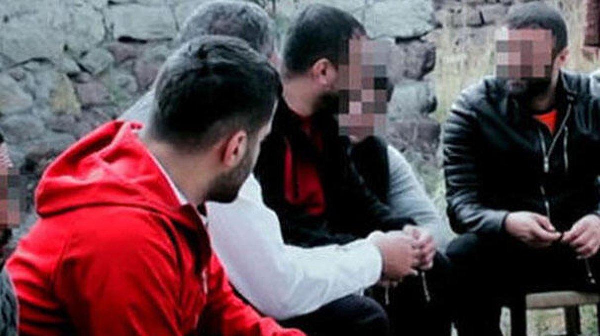Ankara da uyuşturucu ticareti: Not defteri delil sayıldı #1