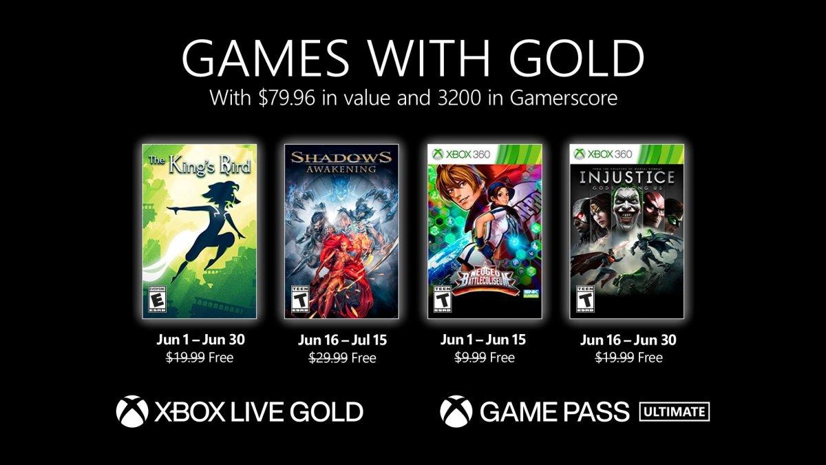 Xbox Live Gold abonelerine haziranda sunulacak ücretsiz oyunlar #1
