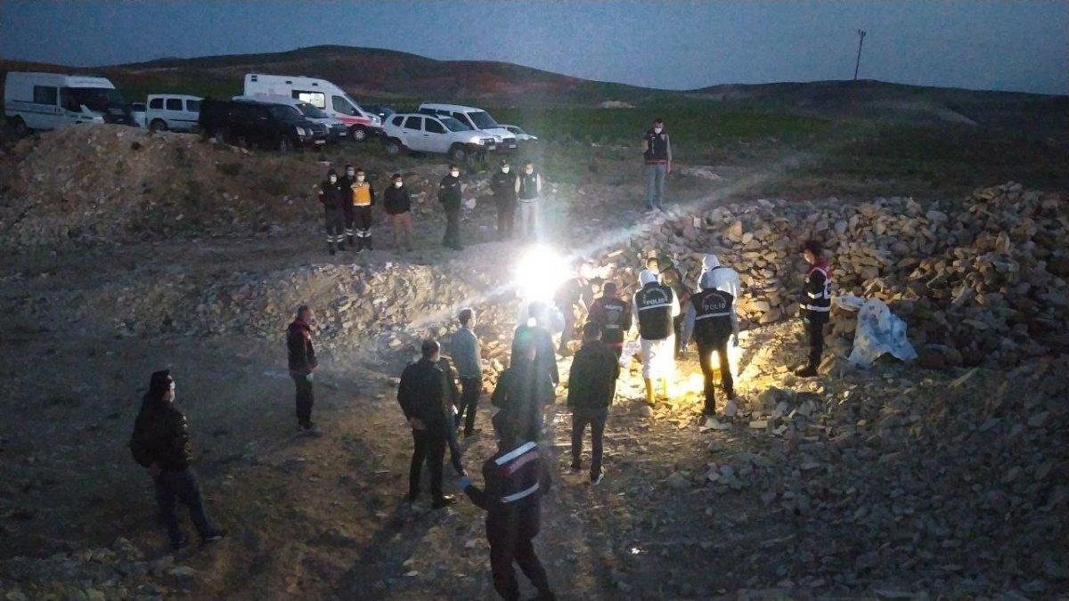 40 gündür kayıp olan kadının cesedi Sivas ta bulundu #4