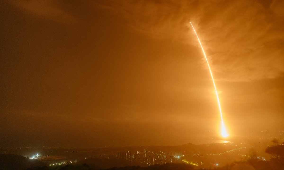 Çin, kargo ikmal uzay aracını başarıyla uzaya fırlattı #2